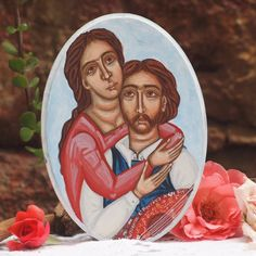 Erokritos and Aretousa  Cretan Renaissance couple by angelicon