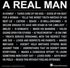 Likes the idea of us, our & we in being a loyal faithful husband, provides a home, & takes care of our family