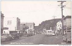 RP: Street View , HOQUIAM , Washington , 30-40s - Delcampe.com