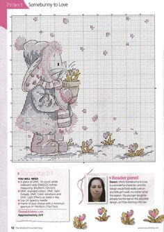 Gallery.ru / Фото #8 - The world of cross stitching 159 - tymannost