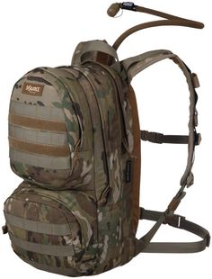 Source Tactical Commander 3-Liter Hydration System / 10-Liter Cargo Daypack, Multicam   www.wildernessknives.weebly.com Packing, Bags, Bag Packaging, Handbags, Bag, Totes, Hand Bags