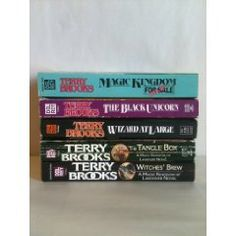 The Magic Kingdom of Landover Series by Terry Brooks
