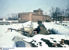 "juliamuller1889: "" Volkssturm,East Prussia, Königsberg,winter 1945 """