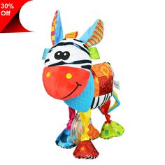 Cheap rattle stroller, Buy Quality baby music mobile directly from China musical mobile crib Suppliers: Sozzy Cute Baby Musical Mobile Crib Bed Toys Newborn Animal Cute zebra Plush Stuffed Rattles Stroller For Baby Toys Age Doll Toys, Pet Toys, Baby Toys, Kids Toys, Crib Toys, Mobiles, Baby Musical Mobile, Newborn Animals, Baby Sounds