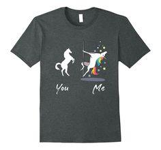 Cute Unicorn You Me T-shirt