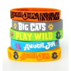 Help save big cats! 40% of the net proceeds from each purchase of the limited edition Play Wild Fund wristband packs will go towards big cat conservation.