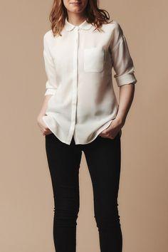 Wardrobe architect- planning your pieces - Deer & Doe Mélilot shirt