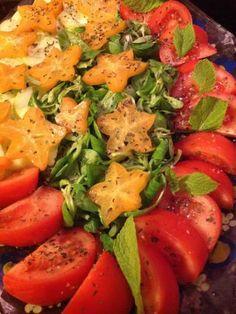 Salade fraicheur : Recette de Salade fraicheur - Marmiton