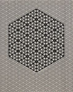 Atomic Art is inspired by the mysterious and magical patterns of atoms as seen through modern microscopes. David Mankey has been creating Atomic Art since 1988.