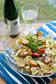 Green Jacket Salad
