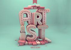 /// Work as an artist /// on Behance