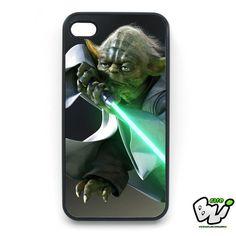 Yoda Star Wars iPhone 4 Case | iPhone 4S Case
