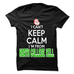 (Tshirt Coupons) Keep Calm North College Hill