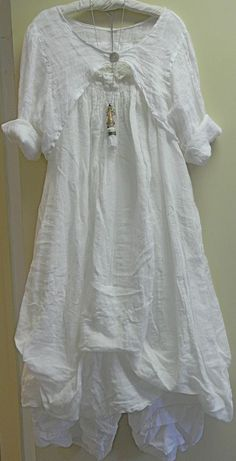 Kati Koos ...low you buy this dress summer whites
