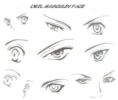 Marvelous Learn To Draw Manga Ideas. Exquisite Learn To Draw Manga Ideas. Manga Drawing Tutorials, Drawing Techniques, Art Tutorials, How To Draw Anime Eyes, Manga Eyes, Draw Eyes, Guy Drawing, Drawing Tips, Art Reference Poses