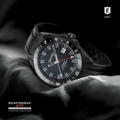 Eberhard & Co Watches - Swiss luxury watches since 1887 Black Sheep, Omega Watch, Accessories, Ornament