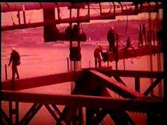 ▶ A Ponte Salazar sobre o rio Tejo em Lisboa - 1966 - YouTube