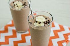 Mexican Chocolate breakfast shake