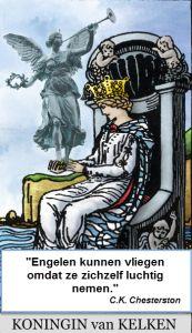 kerstboodschap koningin kelken