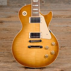 Gibson Les Paul Traditional Sunburst 2008 (s544)