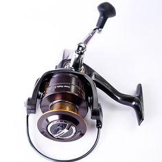 LJ6000 6000 Seires 12+1 BB Bearing Balls No Gap Outdoor Spinning Fishing Reels Hot Sale for Crap Feeder Fishing Reel Pesca