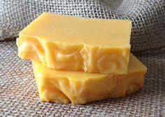 LemonGrass Poppyseed Natural Soap – Westboundsoap