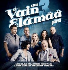 Great MUSIC TvShow. Vain Elämää 3 päivä. mtv3.fi LikeENJOY. FOLLOW News.  New start later 2015. SMILE.