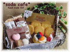 手作りフェルト soda cafe :: カフェセット