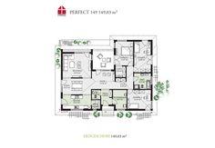 Perfect 149 - DAN-WOOD House schlüsselfertige Häuser