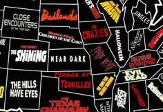Awesome Horror Map of the United States!