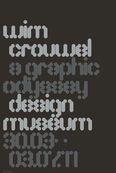 Hamish Muir (MuirMcNeil) — Wim Crouwel A Graphic Odyssey (2011)
