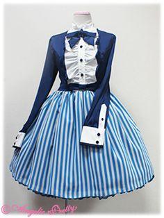 Geometric OP | #AngelicPretty #AP #OnePiece #Dress #Lolita