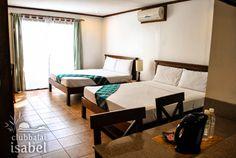 Club Balai Isabel Standard Room.