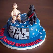 Resultado de imagem para bolo star wars