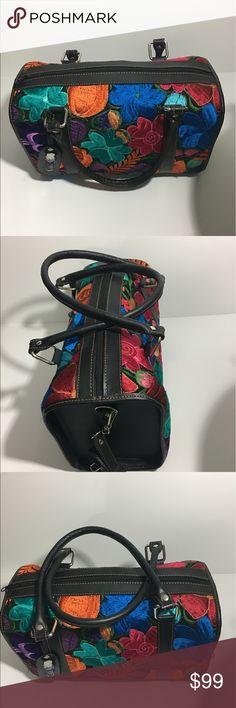 Handmade Purse! Beautiful Multi-Color Handmade Purse from Guatemala! Bags Totes