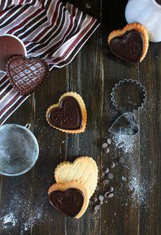 Petit ecolier (especial San Valentín) - The Art of Cupcakes
