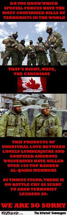 Funny Canada – Meanwhile in Canuck kingdom | PMSLweb