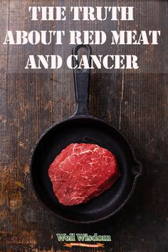 Red meat may be linked to cancer! Here is everything you need to know about the connection between red meat and cancer…