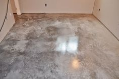 No concrete floor is complete without the application of a surface treatment. Punch up your concrete surface even further, by applying a st. Stained Concrete, Concrete Floors, Hardwood Floors, Flooring, Large Format Tile, House Layouts, Cladding, Tile Floor, Tiles