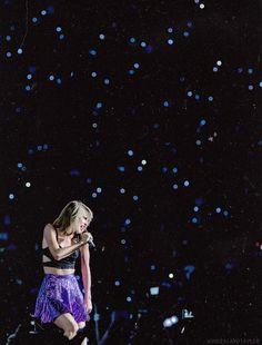 Taylor Swift | 1989 World Tour | LSU Tiger Stadium | Baton Rouge, Louisiana | May 22, 2015. | heartbreak is the national anthem.