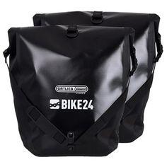 Bild von Ortlieb Back-Roller Classic Fahrradtasche (Paar) Bike24 Sonderedition - schwarz
