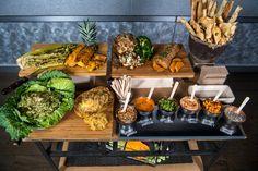 Vegetable Butchery Cart