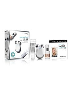 Glam on the Go Facial Toning Gift Set ($283 Value) by NuFace at Neiman Marcus.