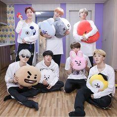 BTS T&J♥♡