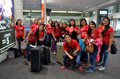 Travel mexican tourists tourism Alumnos de Turismo de 9no. cuatrimestre de viaje por Europa. ¡Felicidades chicos! +info.: Tel. (833) 230 3830 Une Tampico, México #UneTampico