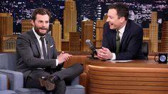 The Tonight Show Starring Jimmy Fallon: Fifty Accents of Grey With Jamie Dornan | Hulu Mobile Clips | Free