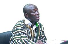 Member of the Parliamentary Committee on Sports, Isaac Asiamah has called on the Sports Minister, Nii Lantey Vaderpuye to sit up and exhibit good leadership skills.