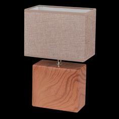 Quaderförmige Tischleuchte Log, 32 cm hoch Jetzt bestellen unter: https://moebel.ladendirekt.de/lampen/tischleuchten/beistelltischlampen/?uid=b4c56b90-9509-50ca-bdf5-e452bdc4abac&utm_source=pinterest&utm_medium=pin&utm_campaign=boards #lampen #tischleuchten #beistelltischlampen Bild Quelle: www.lampenwelt.de