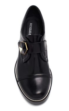 Gilded Bijoux Loafer by Nicholas Kirkwood FW13