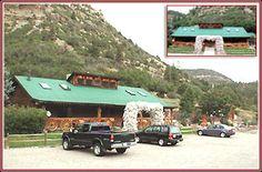Mining Tours in the Royston Turquoise Mine Nevada